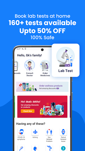 Aayu Online medicines Store Consult Doctor Online v4.8.0 screenshots 5