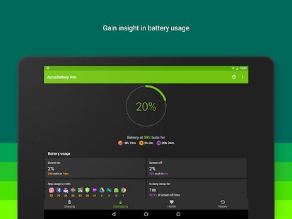 AccuBattery v1.4.4 screenshots 8