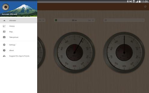 Accurate Altimeter v2.2.33 screenshots 12