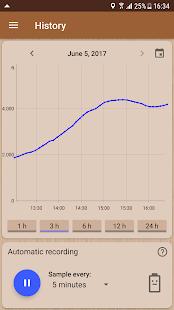 Accurate Altimeter v2.2.33 screenshots 3