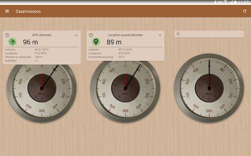 Accurate Altimeter v2.2.33 screenshots 7