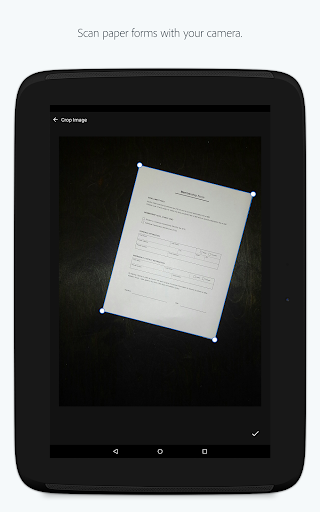 Adobe Fill amp Sign Easy PDF Doc amp Form Filler. v screenshots 7