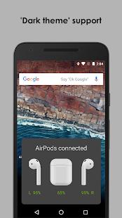 AirBuds Popup Free – airpod battery app v screenshots 4