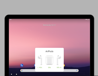 AirBuds Popup Free – airpod battery app v screenshots 5