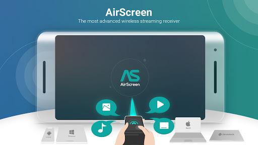 AirScreen – AirPlay amp Cast amp Miracast amp DLNA v2.0.0 screenshots 1