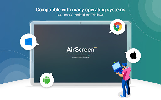 AirScreen – AirPlay amp Cast amp Miracast amp DLNA v2.0.0 screenshots 10