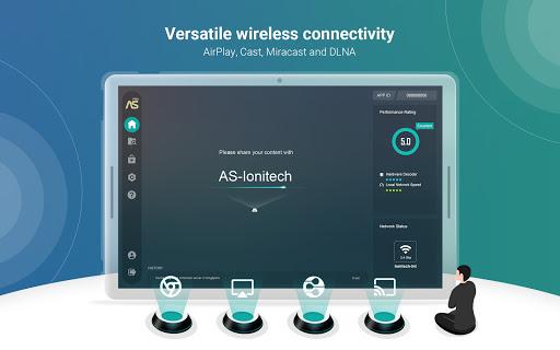 AirScreen – AirPlay amp Cast amp Miracast amp DLNA v2.0.0 screenshots 16