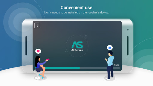 AirScreen – AirPlay amp Cast amp Miracast amp DLNA v2.0.0 screenshots 5