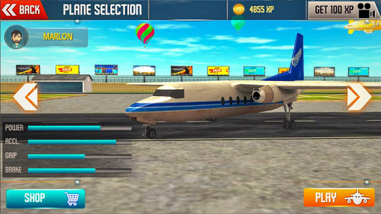 Airplane Flight Adventure 2019 v1.7 screenshots 10