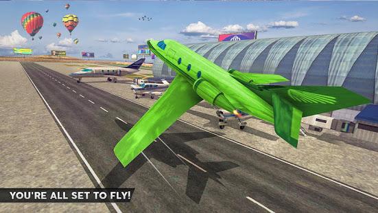 Airplane Flight Adventure 2019 v1.7 screenshots 2