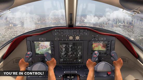 Airplane Flight Adventure 2019 v1.7 screenshots 3