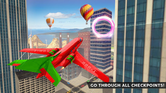 Airplane Flight Adventure 2019 v1.7 screenshots 4
