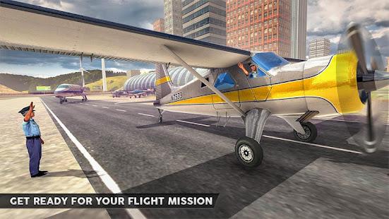 Airplane Flight Adventure 2019 v1.7 screenshots 6