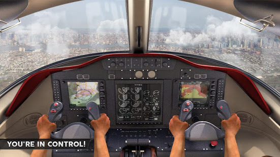 Airplane Flight Adventure 2019 v1.7 screenshots 8