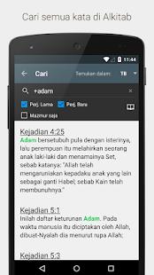 Alkitab v4.8.0 screenshots 4