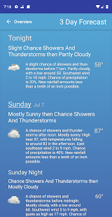 All Clear Weather v2.2.1 screenshots 8