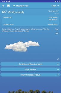 All Clear Weather v2.2.1 screenshots 9