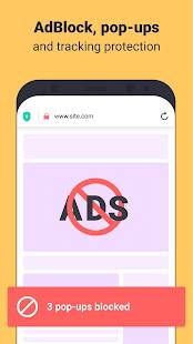 Aloha Browser Turbo – private browser free VPN v3.5.1 screenshots 2