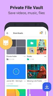 Aloha Browser Turbo – private browser free VPN v3.5.1 screenshots 3