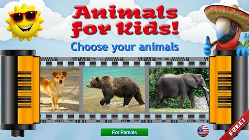 Animals for Kids Planet Earth Animal Sounds v8.3 screenshots 1