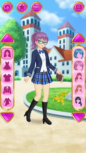 Anime Dress Up – Games For Girls v1.1.9 screenshots 10