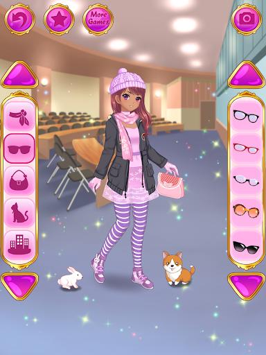 Anime Dress Up – Games For Girls v1.1.9 screenshots 13