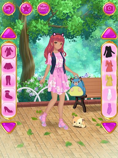 Anime Dress Up – Games For Girls v1.1.9 screenshots 15