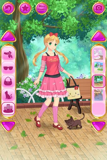 Anime Dress Up – Games For Girls v1.1.9 screenshots 2
