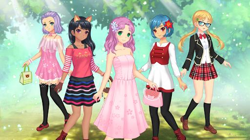 Anime Dress Up – Games For Girls v1.1.9 screenshots 5