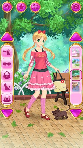Anime Dress Up – Games For Girls v1.1.9 screenshots 6