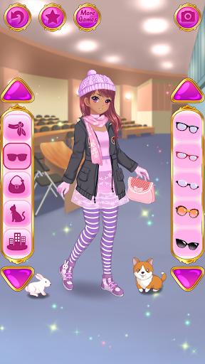 Anime Dress Up – Games For Girls v1.1.9 screenshots 7