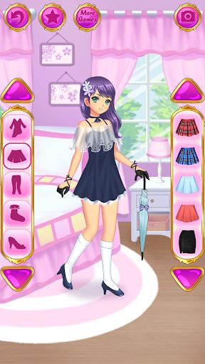 Anime Dress Up – Games For Girls v1.1.9 screenshots 8