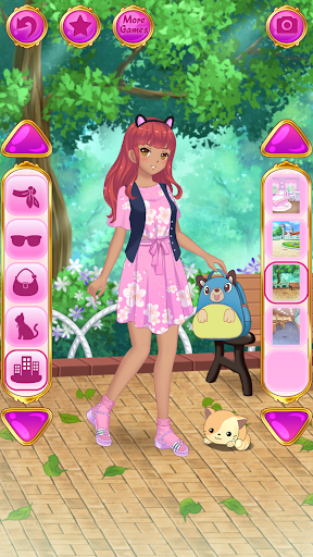 Anime Dress Up – Games For Girls v1.1.9 screenshots 9