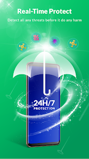 Antivirus amp Virus Cleaner Applock Clean Booster v1.4.7 screenshots 2