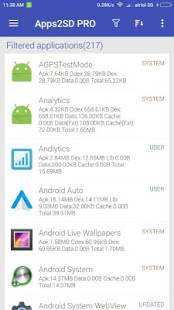 App2SD Pro All in One Tool ROOT v16 screenshots 5