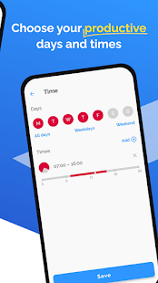 AppBlock – Stay Focused Block Websites amp Apps v5.6.5 screenshots 2