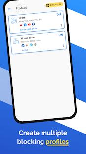 AppBlock – Stay Focused Block Websites amp Apps v5.6.5 screenshots 6