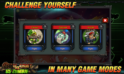 Army vs Zombies Tower Defense Game v1.1.0 screenshots 5