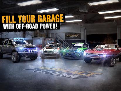 Asphalt Xtreme Rally Racing v1.9.4a screenshots 3