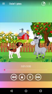 Audio Bajki dla dzieci polsku za darmo v2.46.20150 screenshots 1