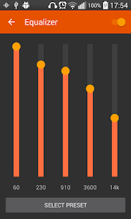 AudioVision Music Player v screenshots 6
