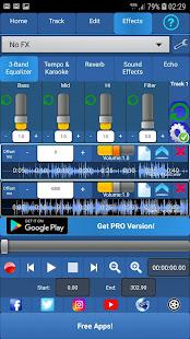 Audiosdroid Audio Studio DAW v2.0.6 screenshots 2