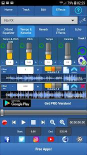 Audiosdroid Audio Studio DAW v2.0.6 screenshots 3