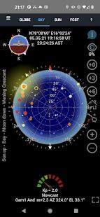 Aurora Forecast 3D v7.5 screenshots 2