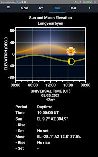 Aurora Forecast 3D v7.5 screenshots 7