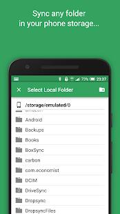 Autosync for Google Drive v4.5.11 screenshots 3