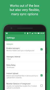 Autosync for Google Drive v4.5.11 screenshots 8