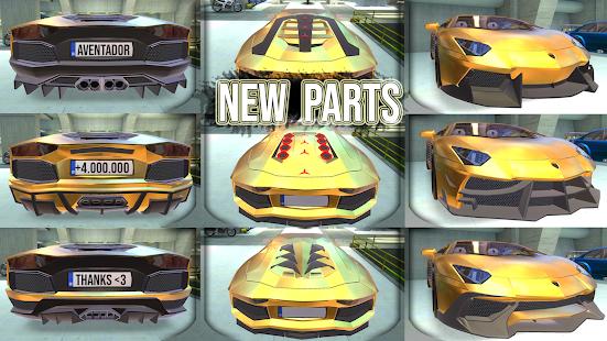 Aventador Drift Simulator v3.4 screenshots 3