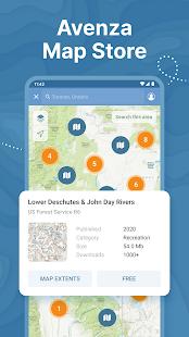 Avenza Maps Offline Mapping v3.14 screenshots 5