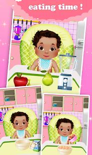 Baby Caring Bath And Dress Up v13.0 screenshots 2